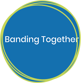 Banding Together logo