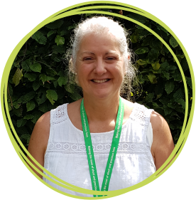 Helen Rogers, Acting Head of Care at Charlton Farm