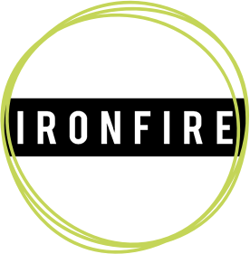 IronFire logo