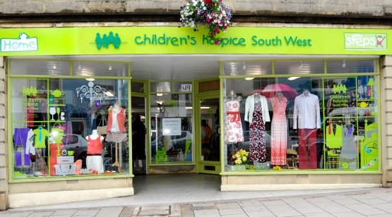 Shop with Childrens Hospice South West