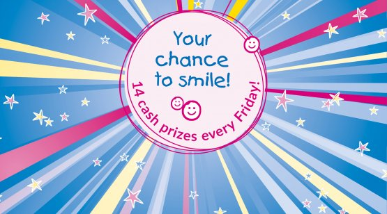 Lottery and raffles | Childrens Hospice South West