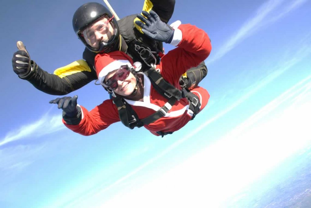 Skydive Perranporth 2018 | Childrens Hospice South West