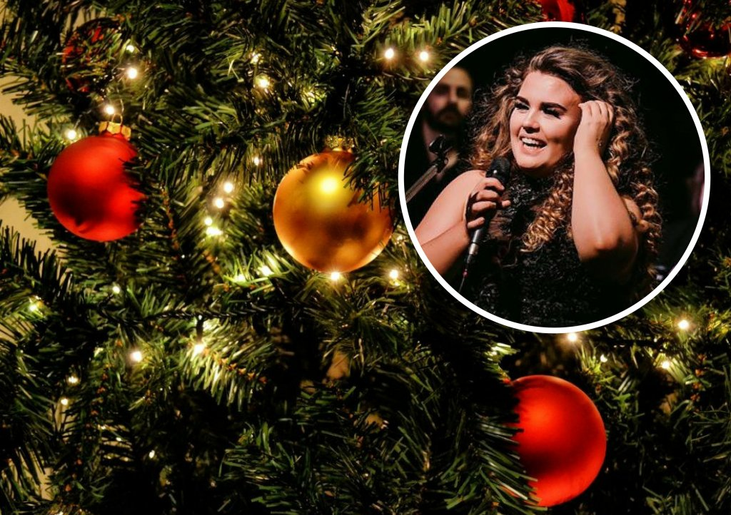 North Devon singer-songwriter Yazzy will be one of the performers at the A Very Merry Christmas Concert at Woolhanger Manor.