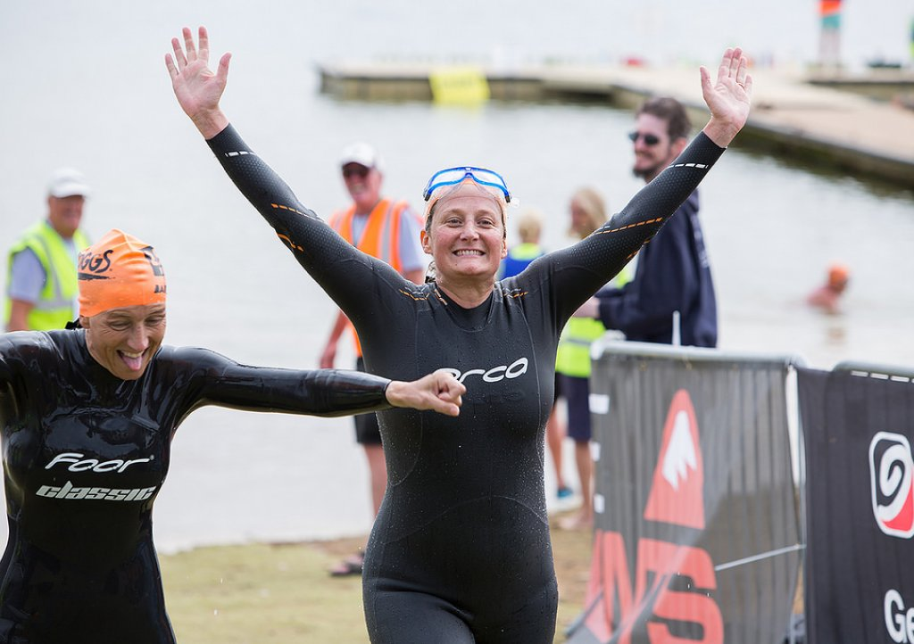 Children's Hospice South West are organising their own open water swim for youngsters and families