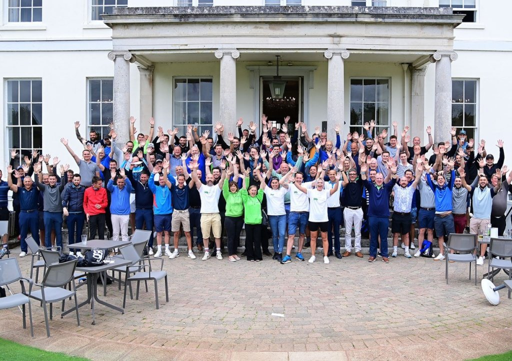 The 2021 Girling Jones Golf Day at Exeter Golf and Country Club