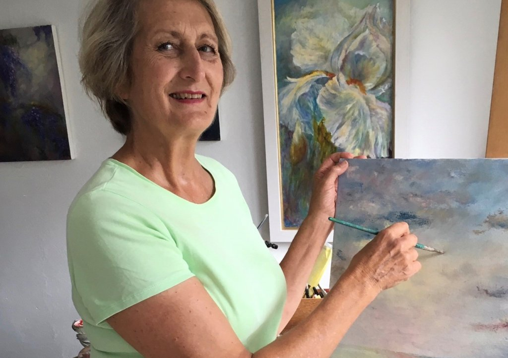 Artist Jenny Brown