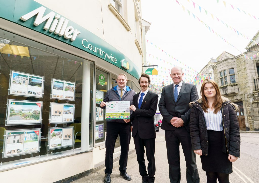 Miller Countrywide choose to support CHSW as their Charity of the Year