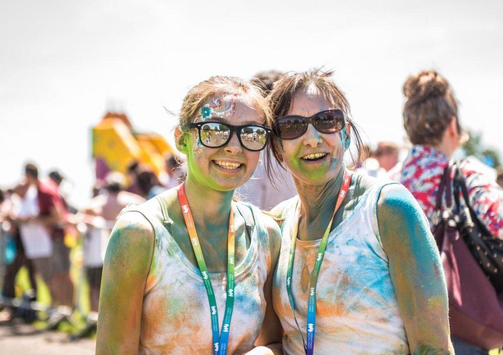 Rainbow Run returns in summer 2020. Picture by Eleanor Davis