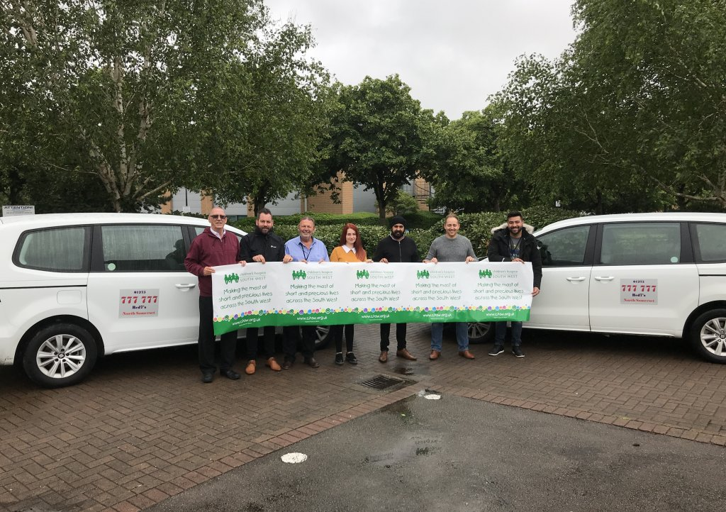 Taxi-company-supports-CHSW