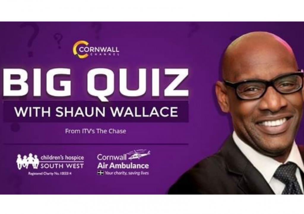 Cornwall Channel Big Quiz with Shaun Wallace