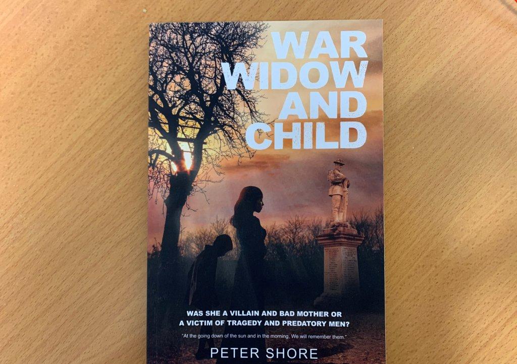 War-widow-and-child-book