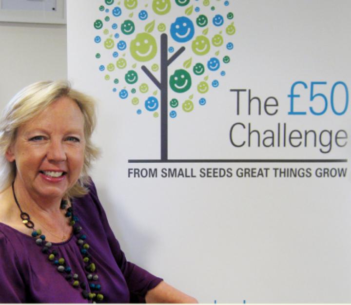 Deborah Meaden £50 challenge