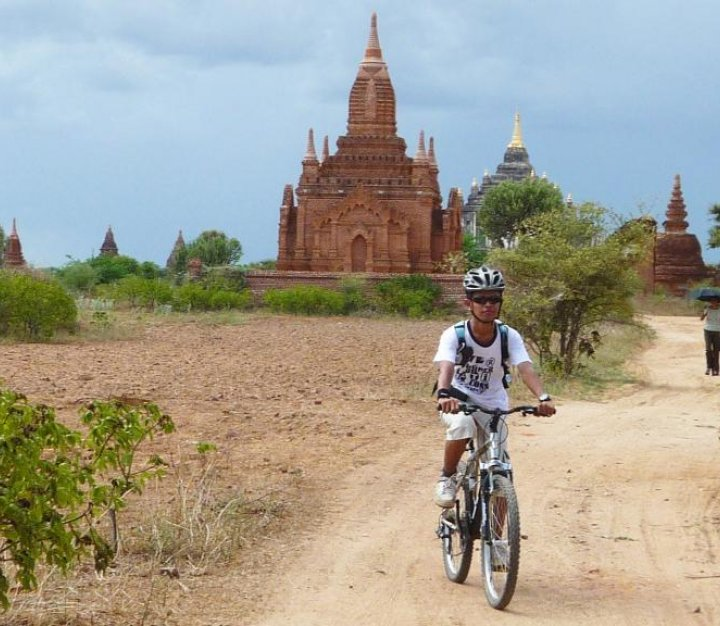 Cycle Burma cycling challenge