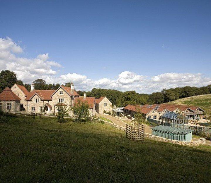 Charlton Farm - external - North Somerset