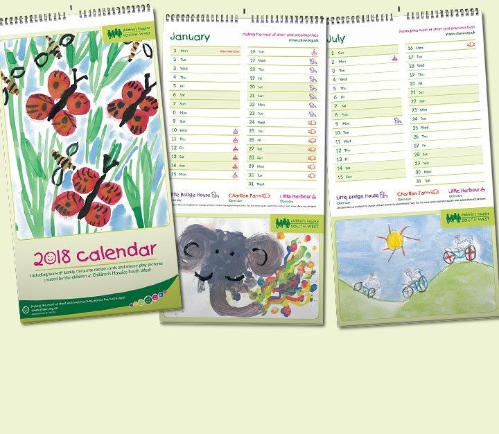 Calendar 2018