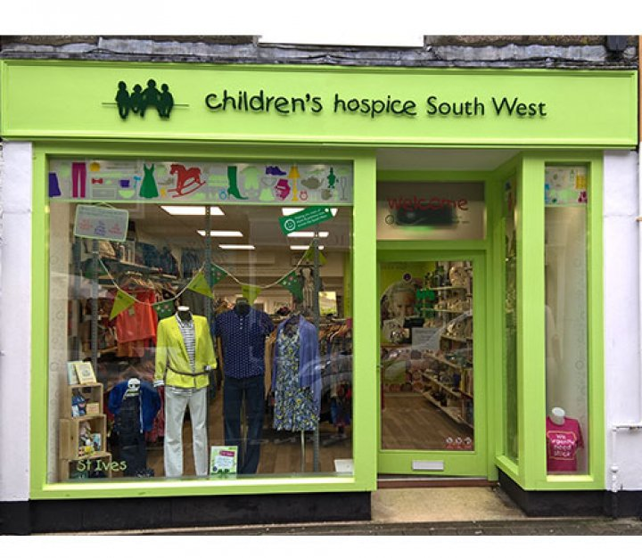 CHSW Charity Shop St Ives Cornwall