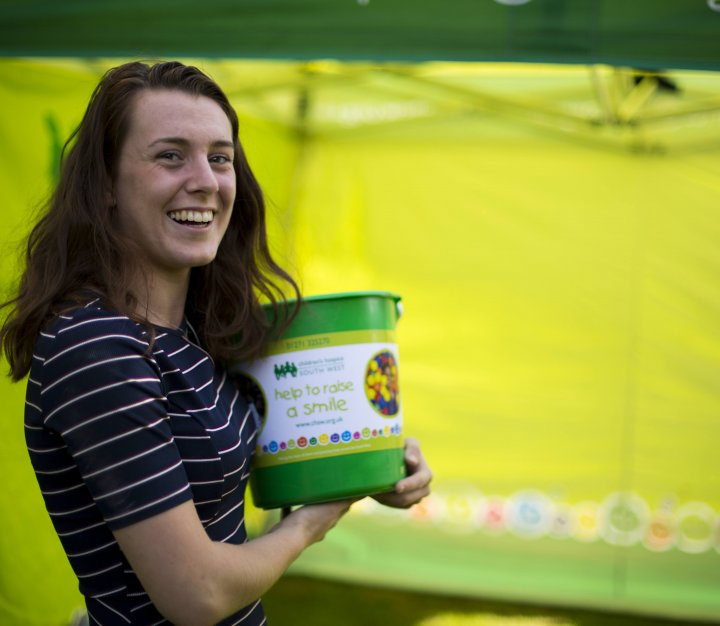 Molly is a volunteer and young ambassador for Children's Hospice South West