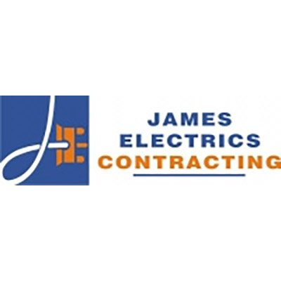 Logo James Electrics sponsor of Light up a Life