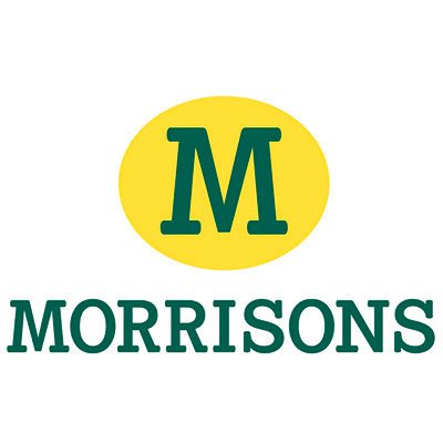 Logo Morrisons - sponsors of Light up a Life