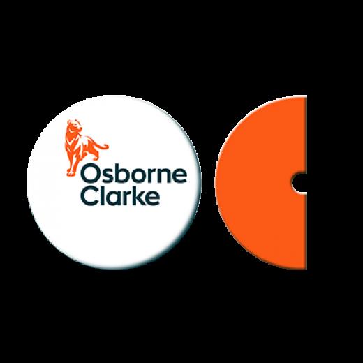 Osborne Clark Rainbow Run Sponsor Logo