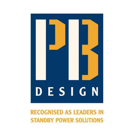 PB Designs logo