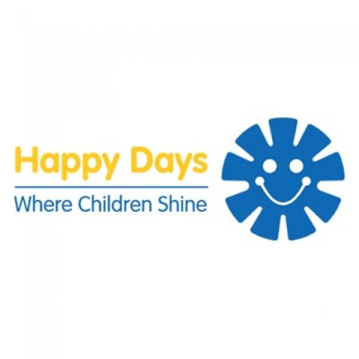 Happy Days Nursery sponsors of Rainbow Run Newquay 2018